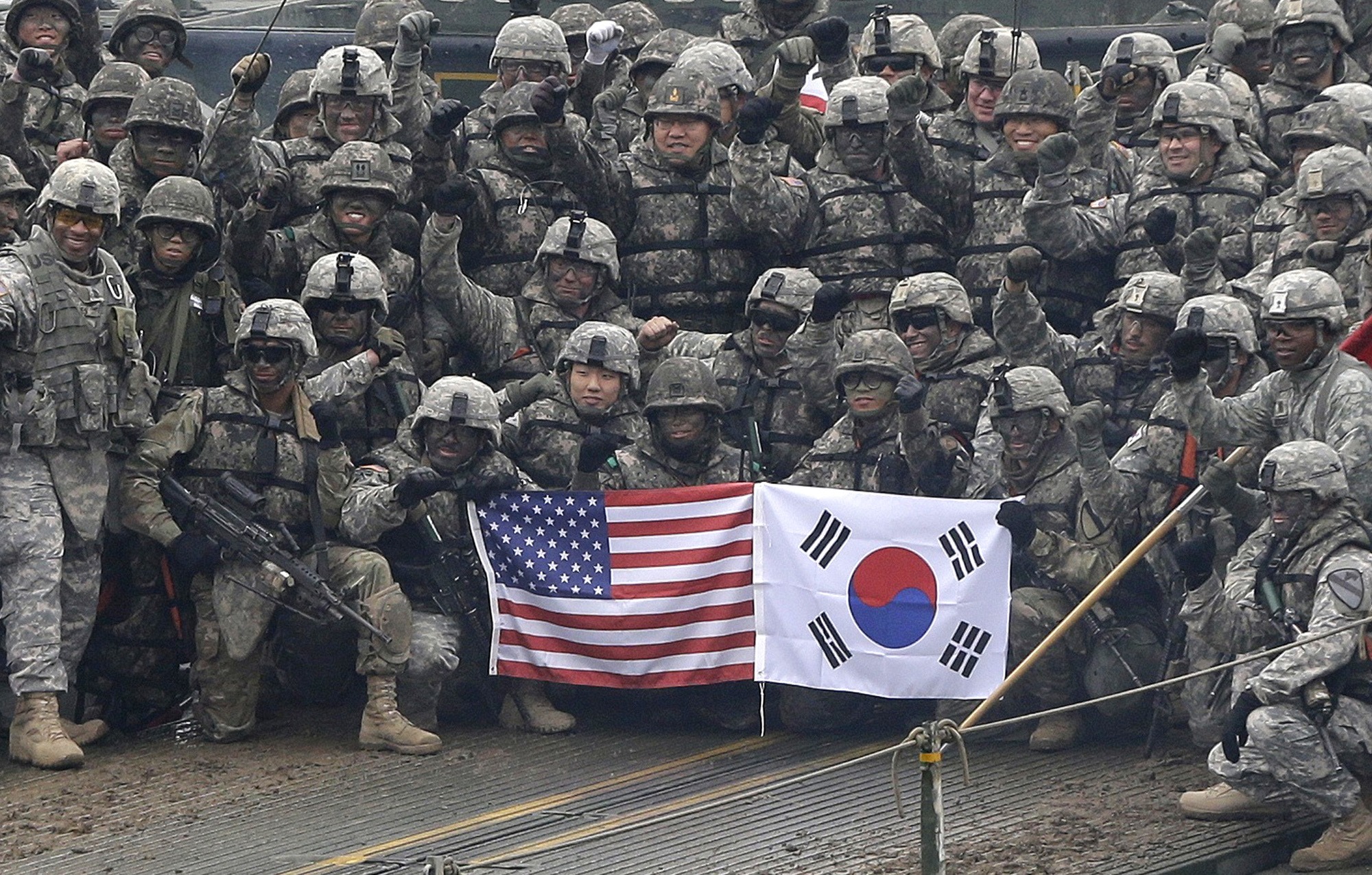 the united states and south korean view on north korea essay Korean war essay - download as word ordered to attack south korea with the north korean peoples' army an agreement by the soviet union and the united states.
