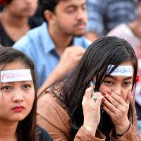 Indian women attend rallies, demand safety in public places after reported mass molestation
