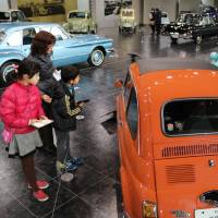 Renovated Toyota museum puts visitors in driver's seat of automotive history