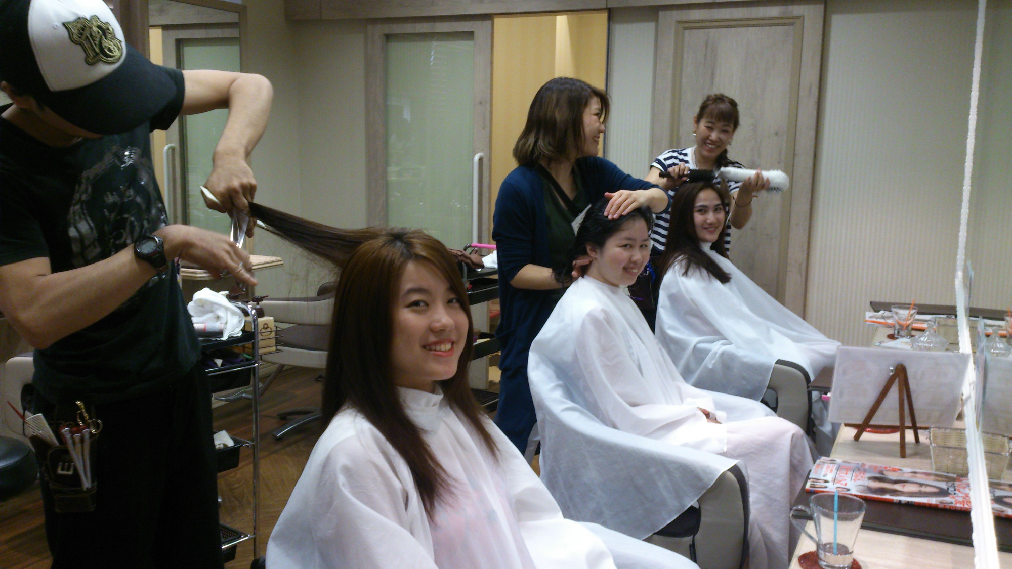 I Style Hair Salon: Japan's Hair Salons Reaching Out To Expats, Tourists And