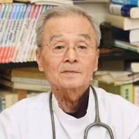 A photo from the website of Takano Hospital shows late Director Hideo Takano.