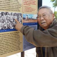 Arizona holds ceremony to memorialize Gila River WWII internment camp