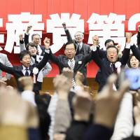 JCP chief vows not to roll back opposition tie-up before next general election