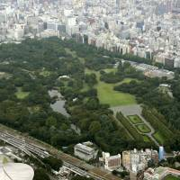 Shinjuku Gyoen worker punished for not collecting fees from foreign nationals