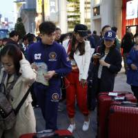 Japan saw record foreign visitors, tourist spending in 2016