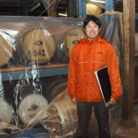 Hokuriku's sole whisky distillery gets face-lift via crowdfunding as it seeks to woo tourists