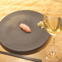 Ginza sushi restaurant tests Champagne pairing