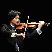 Violinist Ray Iwazumi to restage famed 1920 recital by Fritz Kreisler