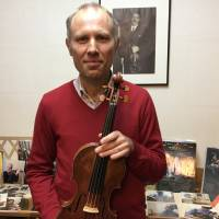 Tokyo-based luthier who replicates storied violins is one of a kind