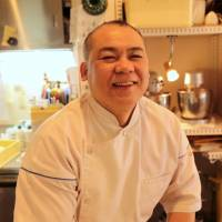 At Patisserie Religieuses, chef Hiroshi Mori makes pastries, sweets and custom-made cakes. | KIT NAGAMURA