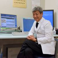 Otorhinolaryngology professor Kimihiro Okubo has been at the forefront of the fight against pollen for a number of years. | SATOKO KAWASAKI