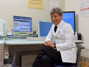 Otorhinolaryngology professor Kimihiro Okubo has been at the forefront of the fight against pollen for a number of years.