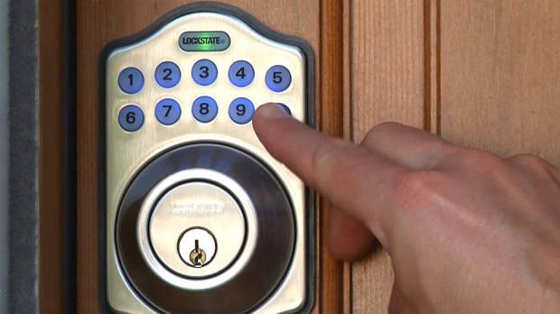 New lock allows for remote home security