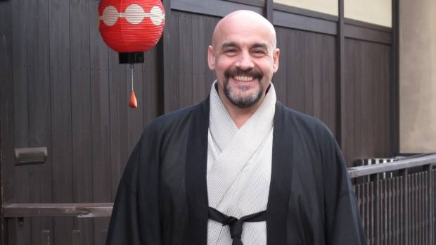 Chanoyu master Randy Channell Soei: The way of tea 'offers a whole other life'