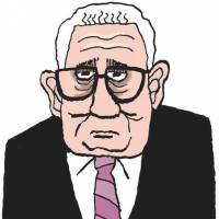 Kissinger's Washington is coming back around