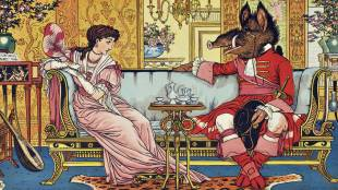 The Work of Walter Crane: Book Design and Illustration