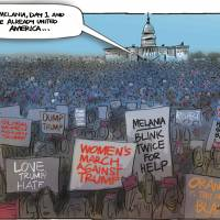 Failure and hope in Women's March