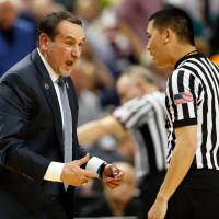 Coach K takes leave of absence to undergo lower back surgery