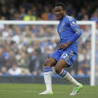 Chelsea's Mikel on the move to Chinese Super League