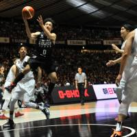 First-ever B. League All-Star Game delivers high-octane thrills