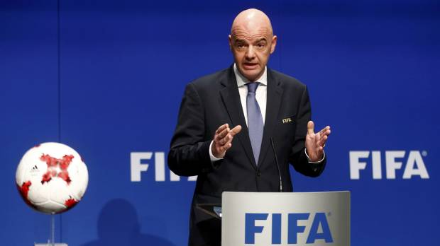 Asia eyes extra slots in bigger World Cup