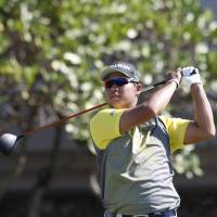 Matsuyama three shots back at midway point of SBS Tournament of Champions