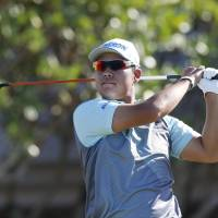 Matsuyama heads into final round trailing by two strokes
