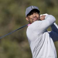 Tiger misses cut by four shots