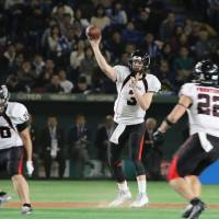 MVP Cameron carries unbeaten Fujitsu to Rice Bowl triumph