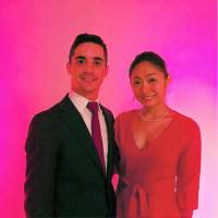 Miki Ando credits boyfriend Javier Fernandez, the reigning world champion, with changing her outlook on life. | INSTAGRAM