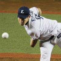 Time ripe for Lions hurler Kikuchi to prove worth on mound