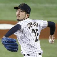 Samurai Japan's stars have to come to grips with WBC ball