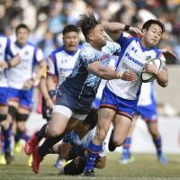 Sungoliath, Wild Knights reach All-Japan Championship final