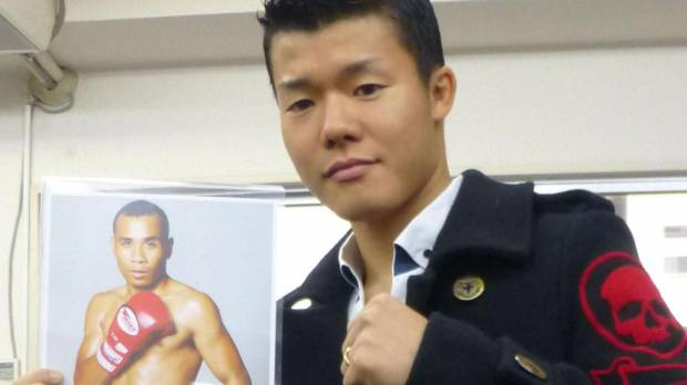 Tomoki Kameda lines up March bout with Thailand's Tawatchai