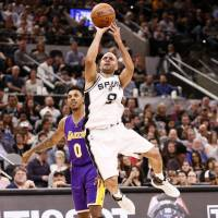 Spurs crush hapless Lakers by 40 in rout