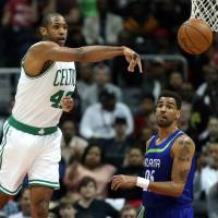 Horford booed in Atlanta return