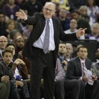 Future Hall of Fame coach George Karl , who has won nearly 1,200 games with six NBA franchises, uses his new book to settle scores and get the last word. | AP