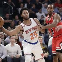 Rose vilified for absence while LeBron given a pass