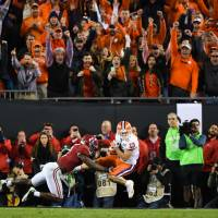 Clemson gets revenge on Alabama