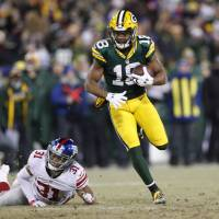 Packers too much for Giants to handle