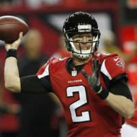 Falcons' Ryan looking to scratch playoff itch