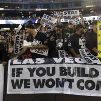 Raiders file papers for move to Las Vegas