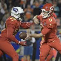 AFC's defense stamps out late NFC rally in Pro Bowl