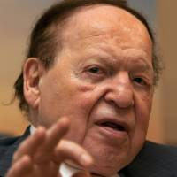Adelson out of Las Vegas stadium deal for Raiders