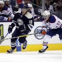 Blue Jackets extend streak to 16 victories