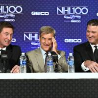 NHL honors top 100 players