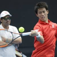 Nishikori ready to compete for big titles