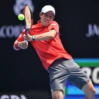 Nishikori flies flag for Asia at Aussie Open