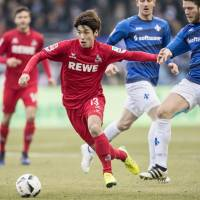 Osako scores double in Cologne romp