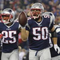 Patriots get to work preparing to face Falcons in Super Bowl